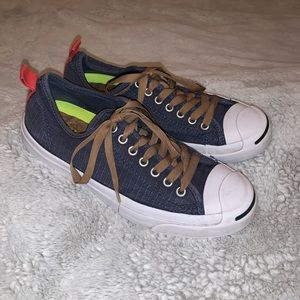 Converse Jack Purcell Jack Ox Navy/White 151494C